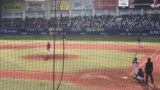 2019/03/14 千葉ロッテマリーンズ 藤原恭大 打席 thumbnail