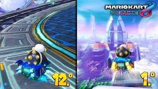 MARIO KART 8 DELUXE: ¡LOS MEJORES ATAJOS PARA PRINCIPIANTES! | Nintendo Switch