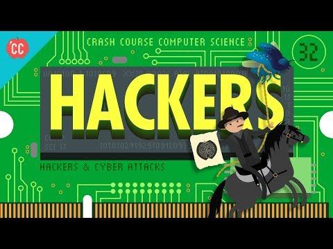 Hackers & Cyber Attacks: Crash Course Computer Science #32
