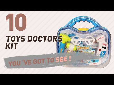 Toys Doctors Kit, Uk Top 10 Collection // New & Popular 2017