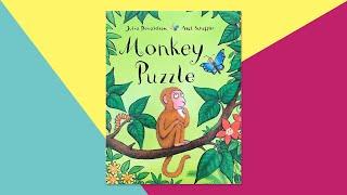 Monkey Puzzle by Julia Donaldson - Children's Story Read Aloud by This Little Piggy