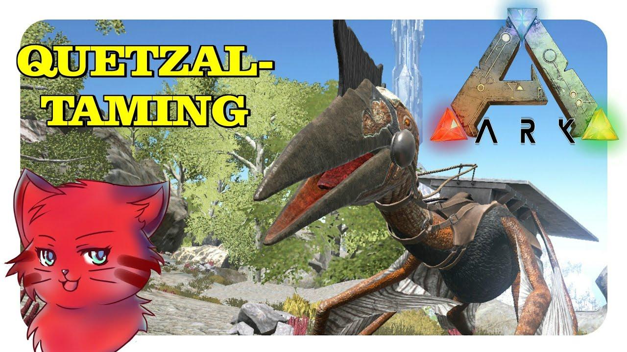 ark how to make quetzal kibble