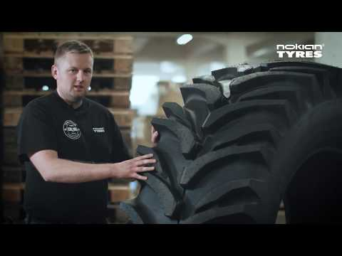 Nokian Tractor King – Revolutionary from Surface to Core