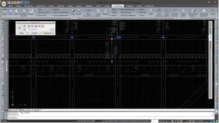 ArCADia Architektura 8 - Opisy elementów więźby dachowej