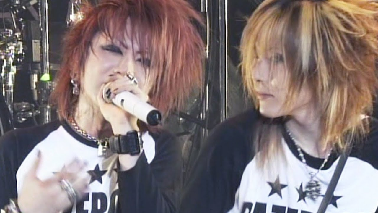 Download 【LIVE】ガゼット_the GazettE「STANDING TOUR 2005 FINAL[M.R.D]at 2005.4.17 渋谷公会堂」【HD】