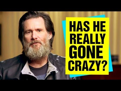 The Curious Case Of Jim Carrey | Has He Really Gone Crazy?