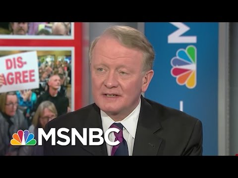 GOP Congressman: Town Hall Constituents Were Not Paid | MSNBC