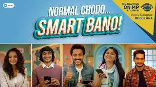 Normal Chhodo, Smart Bano! with Entri App - India's Best Learning App for Job Skills screenshot 1