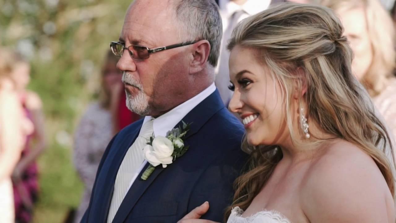 Shawn Johnson Wedding.Our Beautiful Wedding