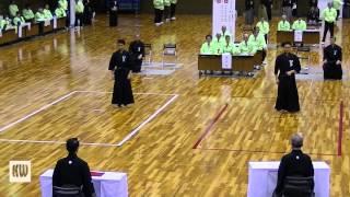 49th All-Japan Iaido Tournament -  6-dan Finals