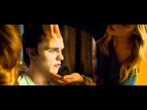Warm Bodies - R human makeup scene, whole clip, HD 720p