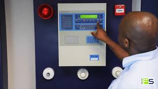 Old Mutual - Basic Operations of a ZP3 Fire Alarm Panel