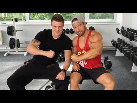 Interview mit Kickbox Weltmeister Michael Smolik über Training und Ernährung