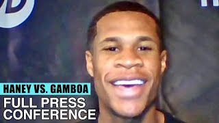 DEVIN HANEY SAYS TEOFIMO LOPEZ NOT UNDISPUTED WITHOUT FIGHTING HIM! GOES IN ON RYAN GARCIA!