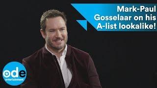 The Passage's  Mark-Paul Gosselaar on looking like Chris Pratt!