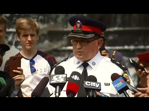 """Toronto police provide update on """"potential risk to public safety"""" in GTA"""