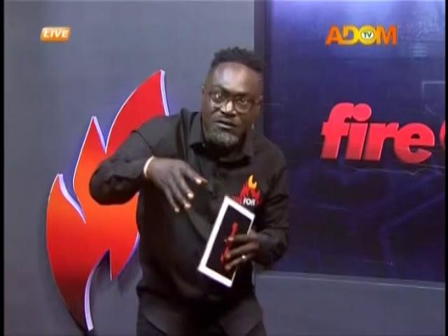 Fire 4 Fire on Adom TV (16-8-18)