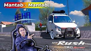 Download lagu Habis mantab - mantab di Heha skyview langsung pulang dengan Toyota Rush 😱