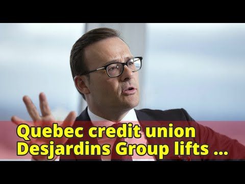 Quebec credit union Desjardins Group lifts moratorium on pipeline lending