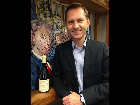 WINE SOURCE presents Fabrice Amiot, Wine maker of Domaine Amiot Guy et Fils