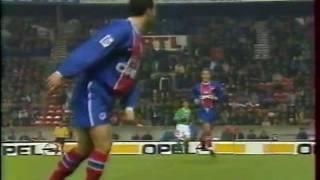 PSG-Saint-Etienne (saison 1999-2000)