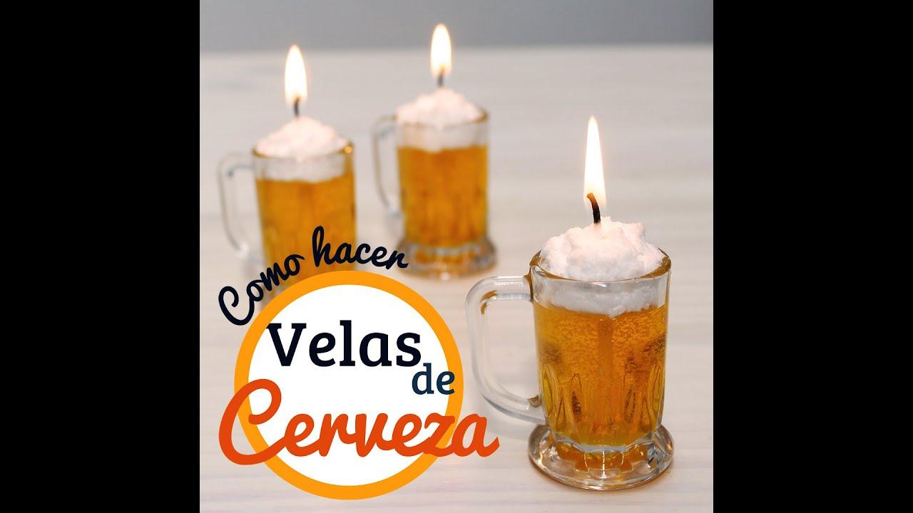 Como hacer velas cmo hacer velas candelita compartidos - Como hacer velas flotantes ...