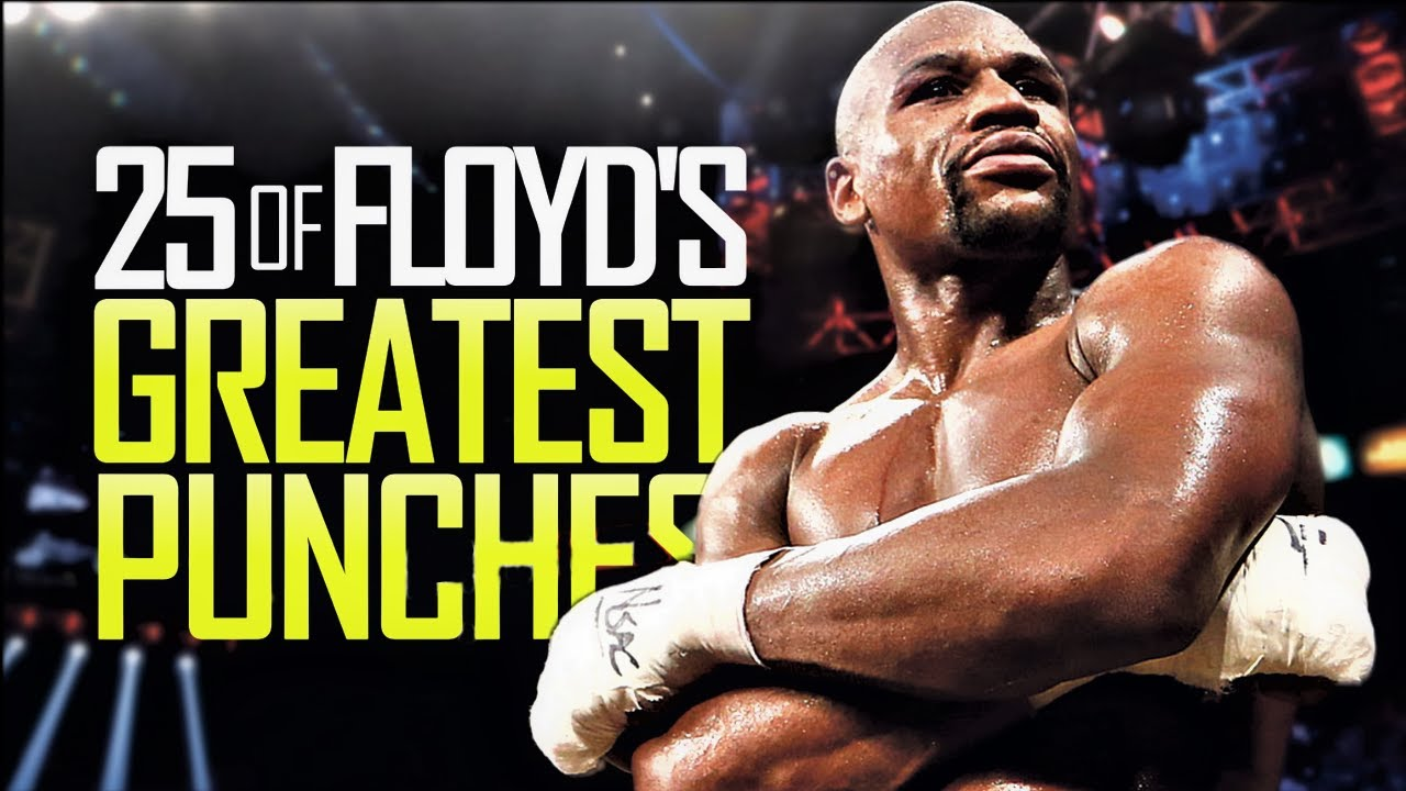Download 25 Of Floyd Mayweather's Greatest Punches In Boxing