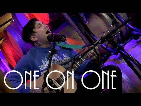 Frank Iero & The Future Violents - Acoustic Set Performance