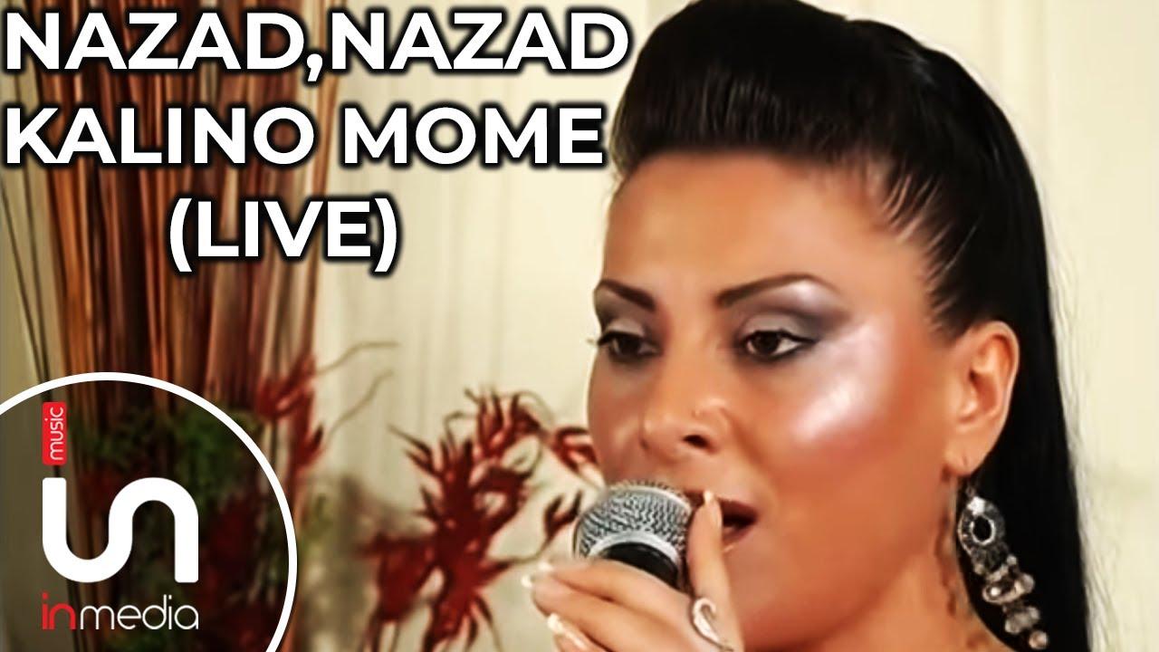 Suzana Gavazova - Nazad, nazad Kalino mome (Live)