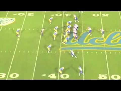 Sean Westgate, UCLA #11 LB - Senior Year Highlights 2011