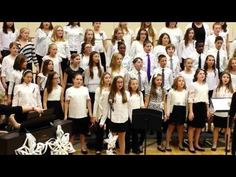 Northampton Area Middle School NASD * Holiday Concert 12/03/15