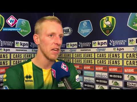 Reactie Lex Immers na ADO Den Haag - Heracles Almelo