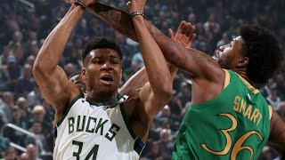Boston Celtics vs Milwaukee Bucks Full Game Highlights | January 16, 2019-20 NBA Season