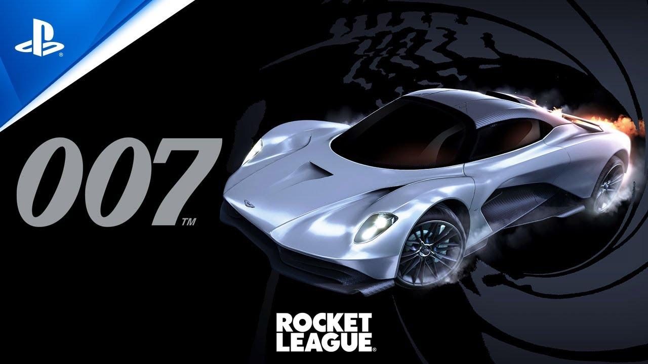 Rocket League - Bond 007 | PS4