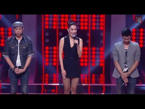 The Voice Thailand - ฟาร์ม VS โอม - รักแรกพบ - 19 Oct 2014