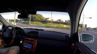 Test Drive - 2000 Mercedes Benz CL55 AMG - Japanese Car Auction