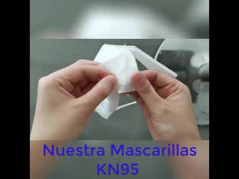 Kn95 5 Capas