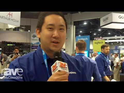 InfoComm 2016: Blue Jeans Network Shows Blue Jeans Video Conferencing Service