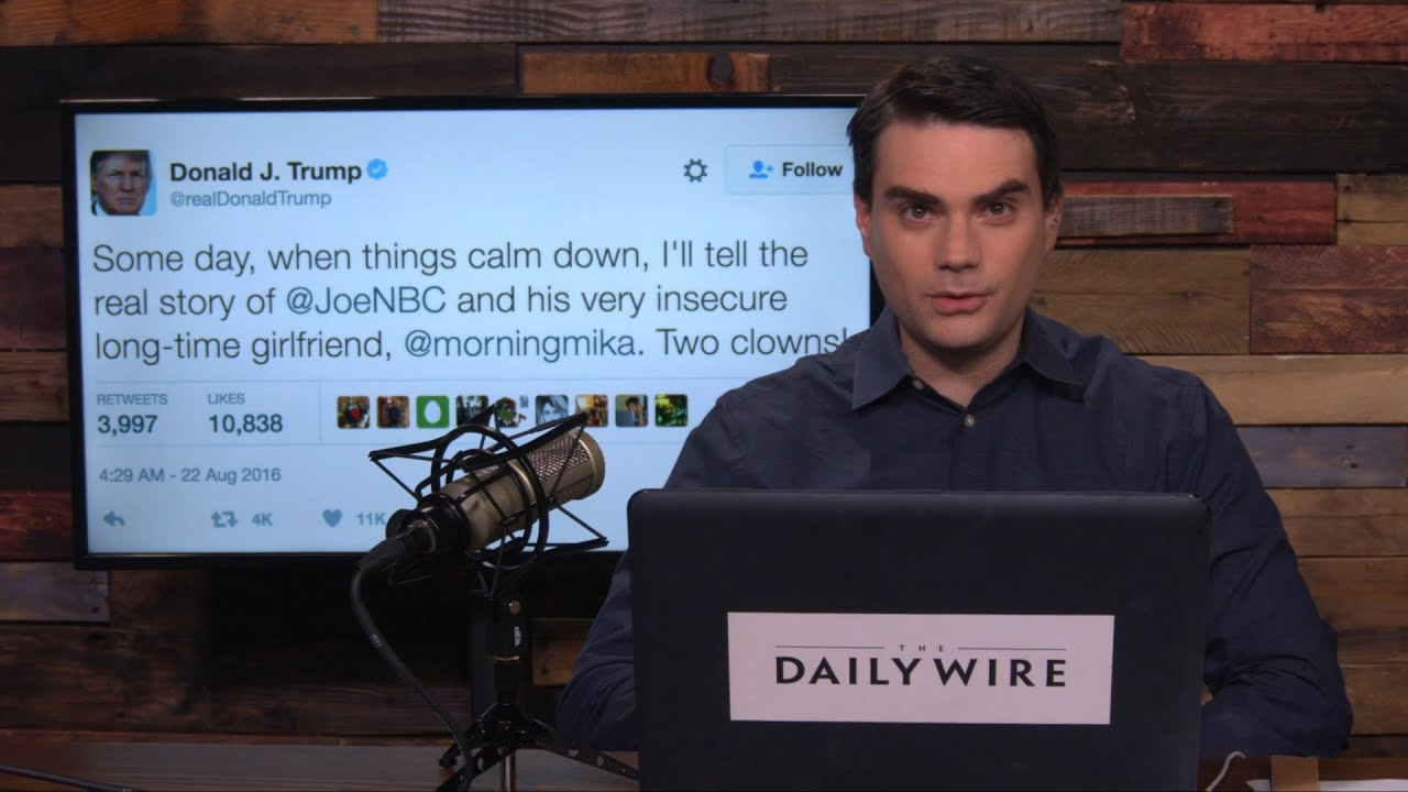 The Ben Shapiro Show Ep. 169 - Weekend At Hillary's - YouTube