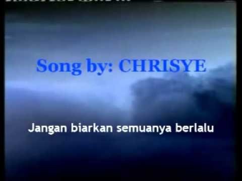Chrisye   Damai BersamaMU   YouTube