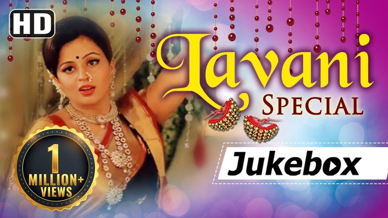 "Download Lavani Special (HD) | ""Top 10"" Non Stop Superhit Marathi Lavani Songs |Bela Shende, Vaishali Samant"