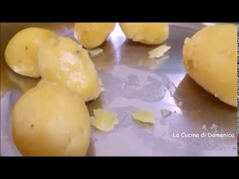 Gateau di patate ricetta napoletana  YouTube
