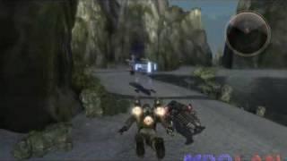 Dark Void Gameplay pc