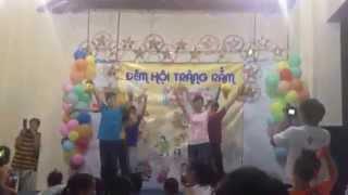 Nhảy Rước đèn tháng 8 - Trung thu 2014