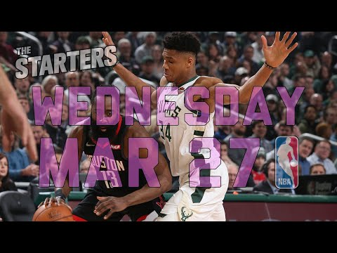 NBA Daily Show: Mar. 27 - The Starters thumbnail