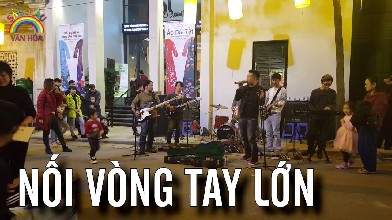 Nối Vòng Tay Lớn | Rock Viet Bands |  Version Phố Đi Bộ