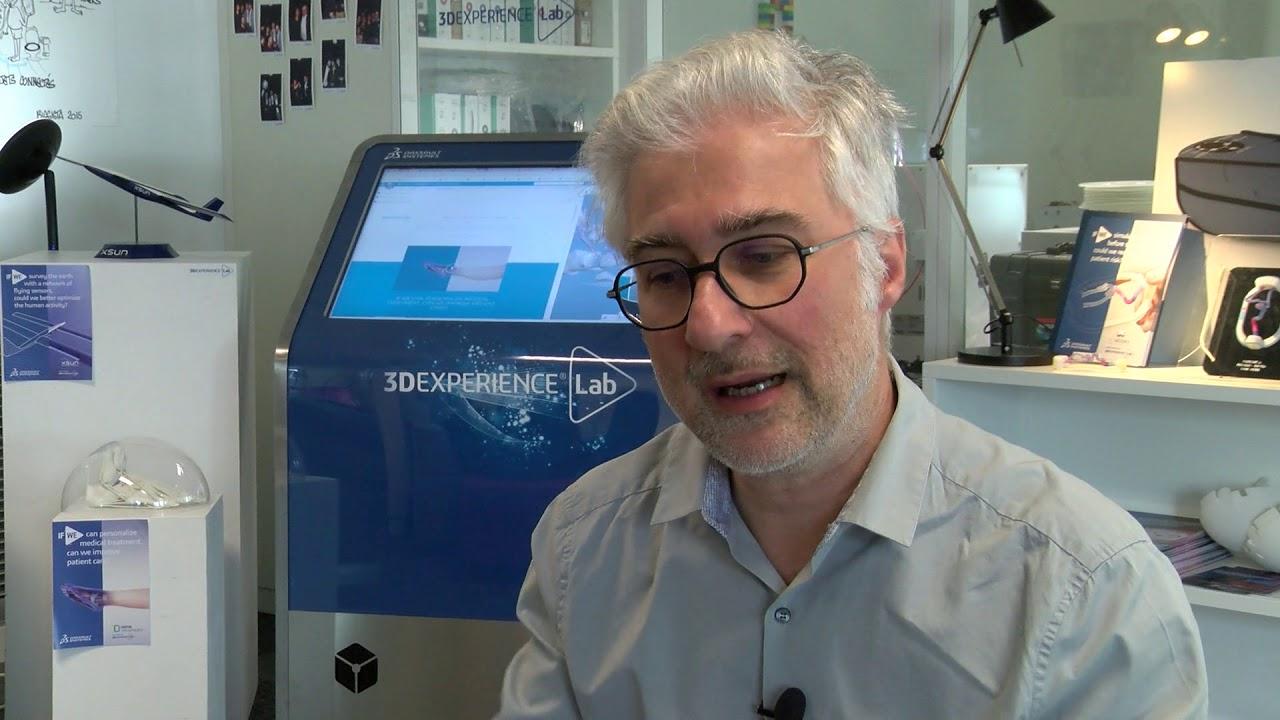 Yvelines | Yvelines | Vélizy-Villacoublay : Visite du 3D Experience Lab de Dassault Systemes