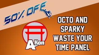 50% OFF A-Kon 2016 Panel - Waste Your Time | ...
