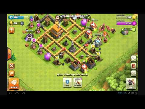 Clash of Clans My Base Design