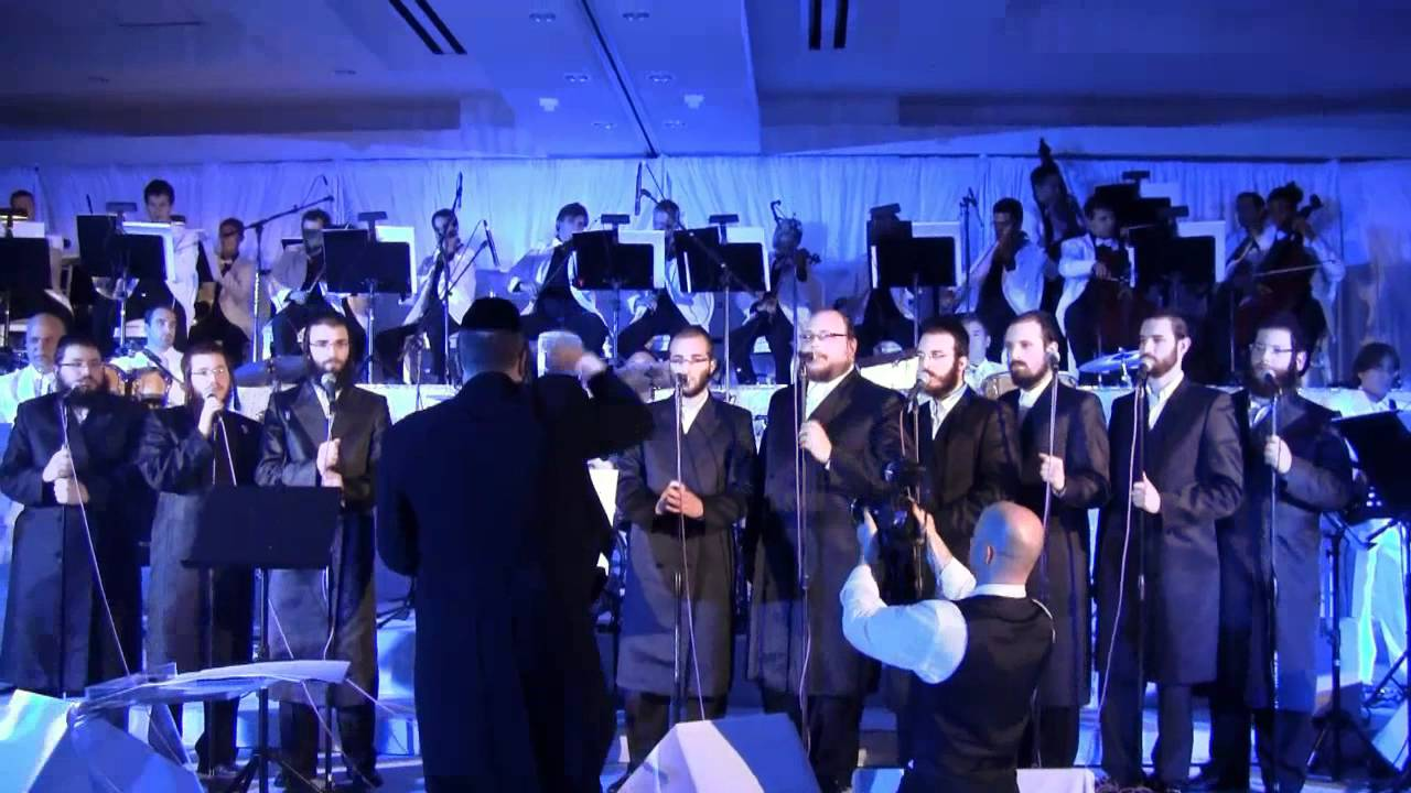A wedding of a life time with Dudi Kalish and Yedidim Choir